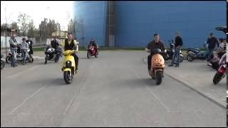 VIDEO LUCU DRAG RACE MOTOR INDONESIA SENTUL mio vs ninja