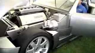 Shelby Cobra Concept 2005 Videos