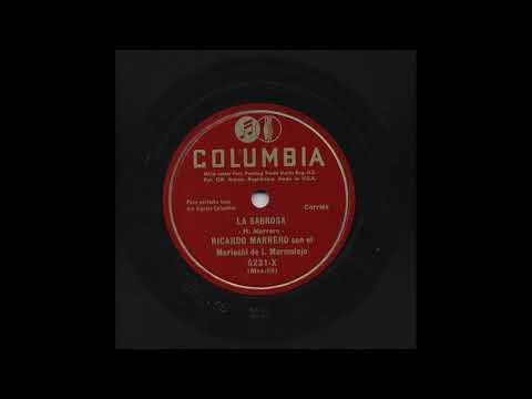 Ricardo Marrero - La Sabrosa - Columbia 6231-X