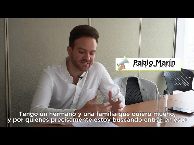 Conoce a Pablo Marín, líder AMX de #León
