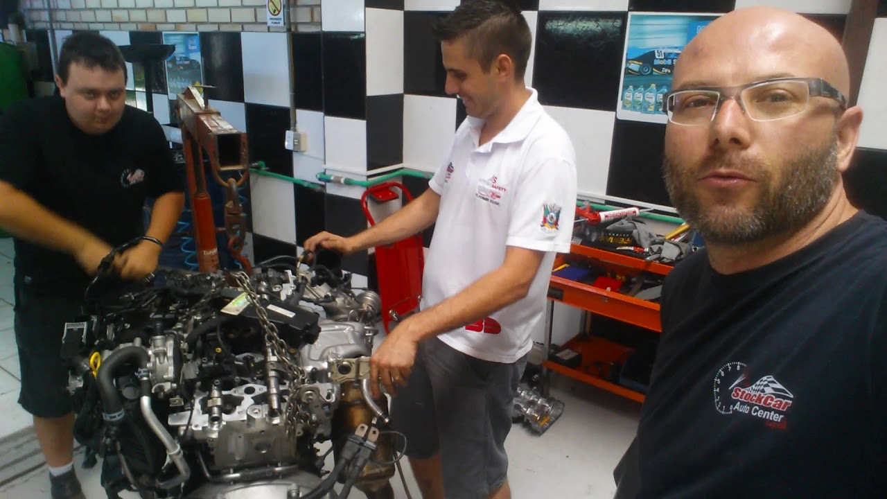 Mercedes Benz AMG C250 turbo motor M274