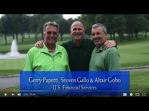 US  Financial Services 2nd Annual Charity Golf Challenge