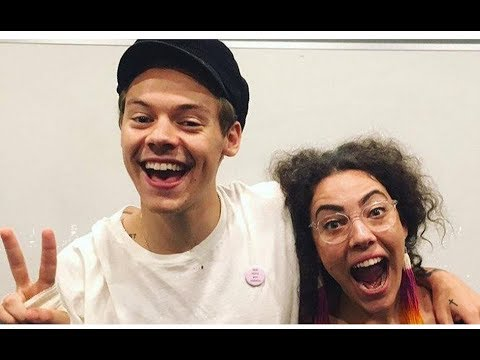 Harry Styles —  Interview with Ash London ( FULL )