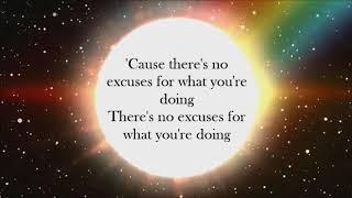 NEEDTOBREATHE No Excuses (Lyric Video)