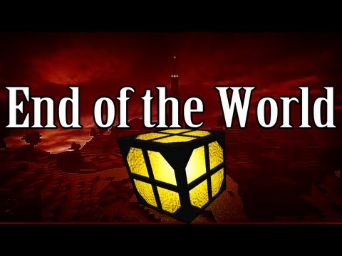 CastleMiner Z - the End of the World - 600,000 distance