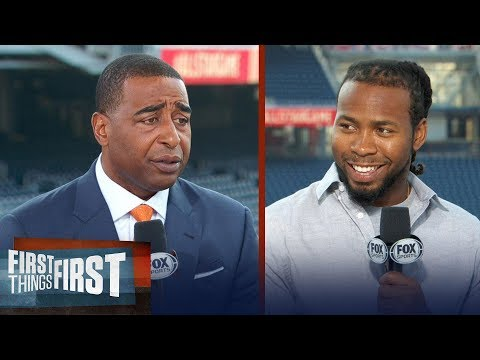 Josh Norman on expectations for Alex Smith and toughest WR to defend | NFL | FIRST THINGS FIRST