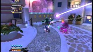 Sonic Unleashed 004: The Night of the Warehog