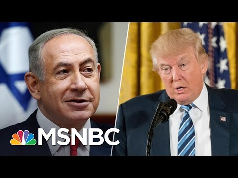 President Donald Trump: I Never Mentioned Israel In Russia Conversation | MSNBC