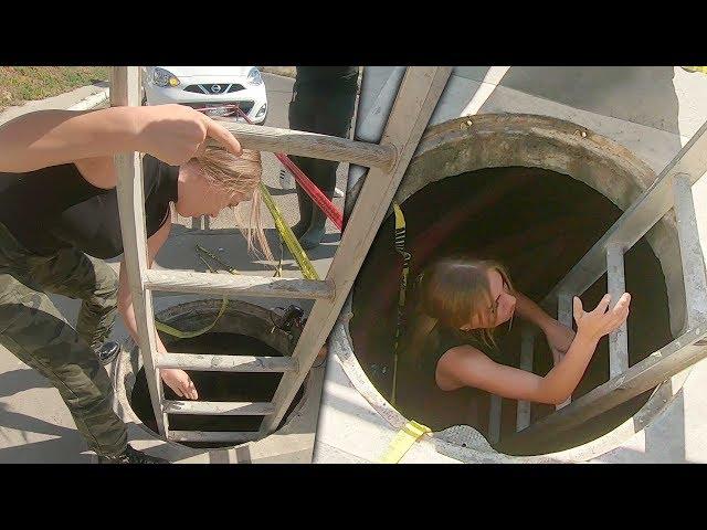Patitas al Rescate Ep. 12 | Encontramos a una bebé en una alcantarilla