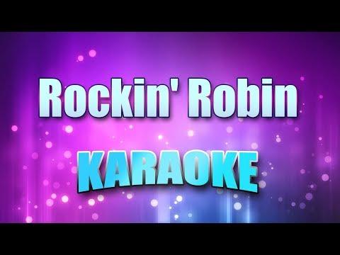 Jackson, Michael - Rockin' Robin (Karaoke & Lyrics)