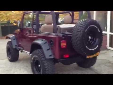 Te Koop Jeep Wrangler Tj 40 2001 10950 Youtube