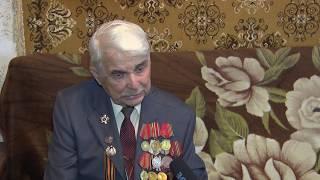 """""""Победа - это..."""" -  Гоманов Михаил Васильевич - житель г.Туапсе, ветеран ВОВ."""