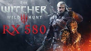 ✅The Witcher 3: Wild Hunt GOTY Edition on RX 580 Nitro+ 8GB!
