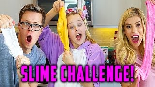 SECRET INGREDIENT SLIME CHALLENGE!