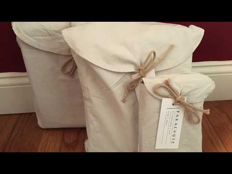 Parachute Percale Sheet Set Review