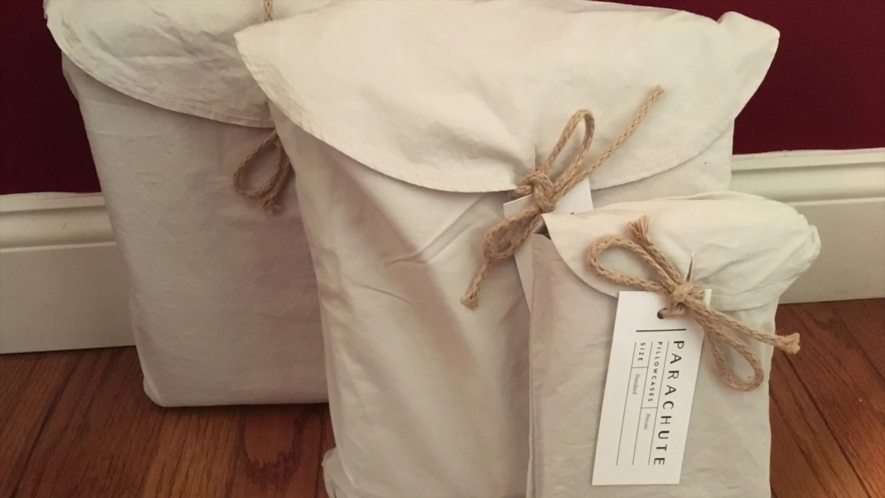 parachute percale sheet set review - Parachute Bedding Review