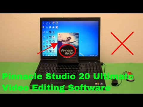 ✅  How To Use Pinnacle Studio 20 Ultimate Video Editing Software Review
