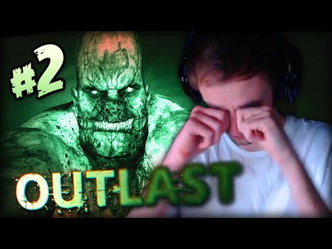 "OUTLAST (SCARY) - Part #2 - ""THE HORROR CONTINUES!"""