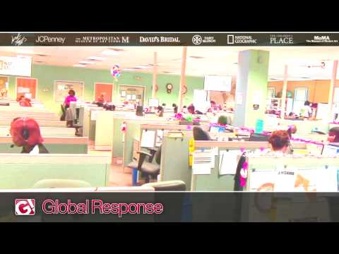 Corporate Video - Retail - Global Response Call Center - OMG National - Florida