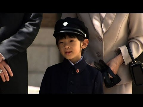 Prince Hisahito, 6: the future of Japan's monarchy