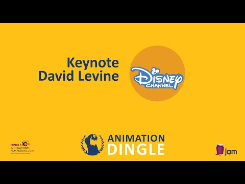 Animation Dingle 2016 Keynote - David Levine - Disney