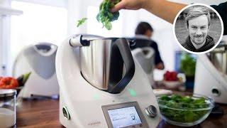 Kochmuffel testet Thermomix: Meine Woche mit der Küchenwaffe