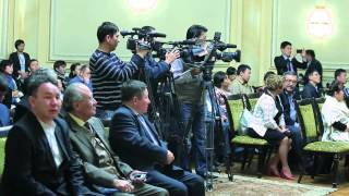 IV OPEN CENTRAL ASIA BOOL FORUM & LITERATURE FESTIVAL 2014(