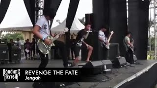 Gambar cover Revenge The Fate - Jengah (Live At BANDUNG BERISIK 2014)