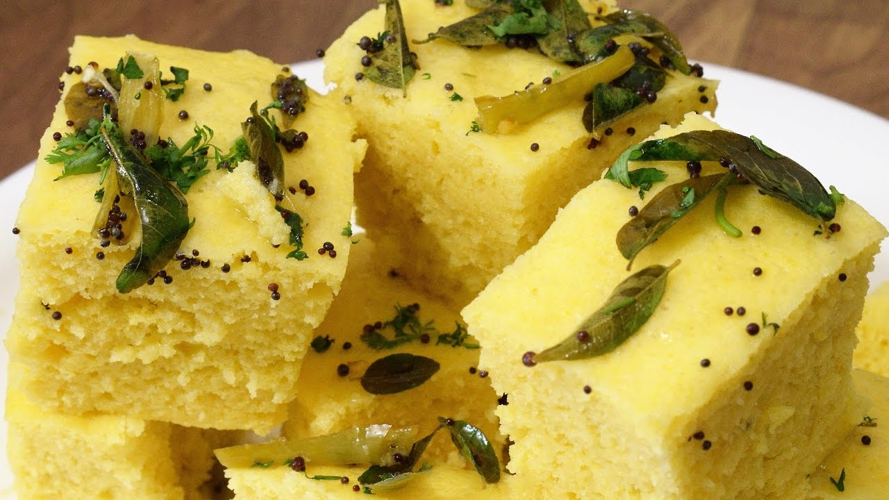 Gujrati khaman dhokla soft and spongy dhokla recipe in hindi gujrati khaman dhokla soft and spongy dhokla recipe in hindi instant besan dhokla dhokla youtube forumfinder Images