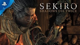 Sekiro Shadows Die Twice PS4 First 40 Minutes of Gameplay