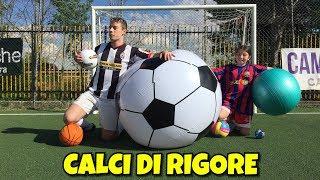 CALCI DI RIGORE CHALLENGE