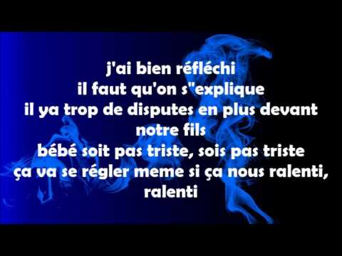 Dadju - Pause feat Kiff NO Beat ( Paroles )