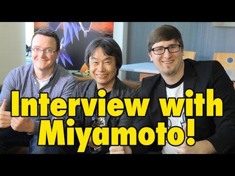 Interview with Miyamoto: Star Fox Zero