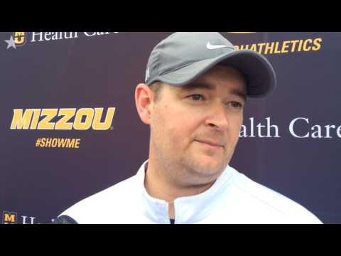 Mizzou OC Josh Heupel explains Drew Lock