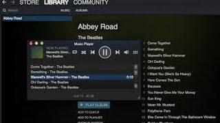 Как слушать музыку со Steam'а
