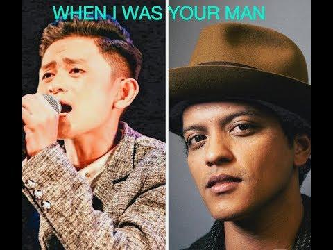 #BRUNOMARS - WHEN I WAS YOUR MAN (Cover) ZAQ (LIVE)