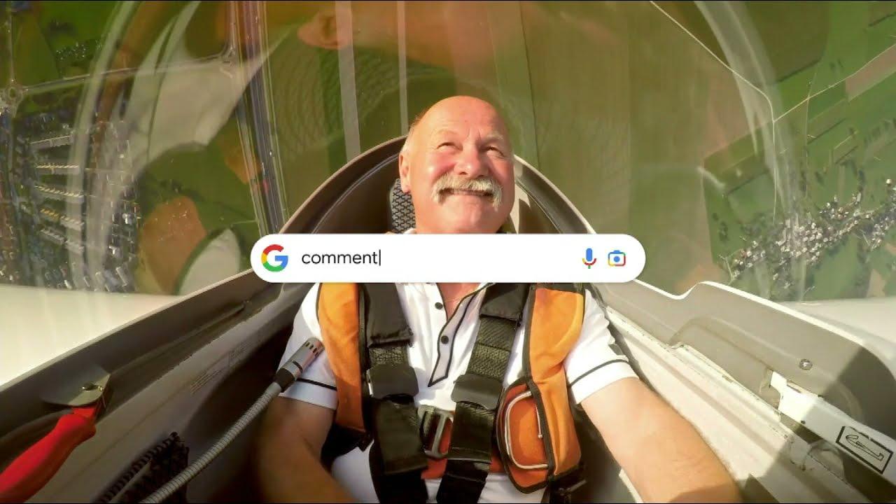 """Musique pub Google """"une petite question peut mener à de grands changements""""  juillet 2021"""