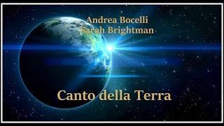 ♫ Canto della Terra ♫ Andrea Bocelli & Sarah Brightman
