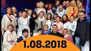 Spotkanie modlitewne wspólnoty Zwiastowanie - 1.08.2018 - Na żywo