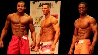 NPC Garden state mens physique competition 2013