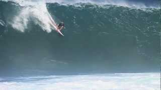 Hawaii Winter Surf - Hiver 2012-2013