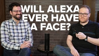 9 questions you had about Alexa: Will Alexa have a face?