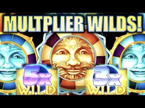 ★celestial Multiplier Wilds ★ Celestial Sun Amp Moon Riches