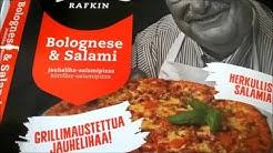 TESTISSÄ:Dennis pakastepizza
