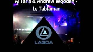 Al Faris & Andrew Wooden - Le Tablaman.wmv