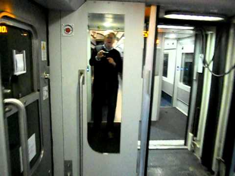 A Lonely Train Ride to Rome
