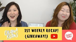 Video Welcome to Dramabeans' first vlog! (+ GIVEAWAY) download MP3, 3GP, MP4, WEBM, AVI, FLV Agustus 2018