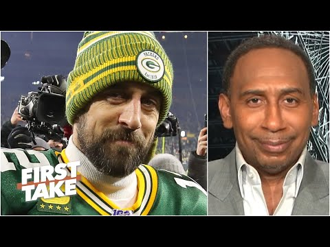 Stephen A. hopes Aaron Rodgers leaves the Packers & plays for the Bears | First Take