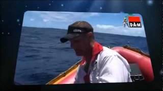 Testing DAM tackle at the WALTERS SHOALS Fishing Hotspot