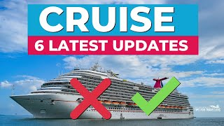 6 KEY CRUISE UPDATES: No-Cruise USA Advice, Trouble On Cruises Running, Royal Caribbean & More